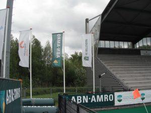 HC Rotterdam vlaggenmasten