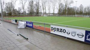 HC Schiedam sponsorborden