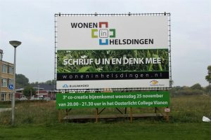 Project Wonen in Helsdingen (2016)
