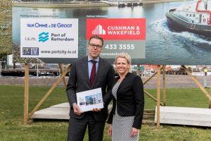 Rebranding Cushman & Wakefield